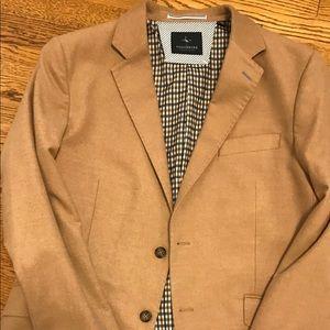 Men's blazer. Stretch fabric